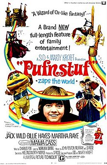 Pufnstuf Movie Poster.JPG