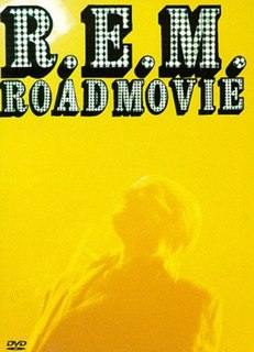 <i>Road Movie</i> (video) 1996 video by R.E.M.
