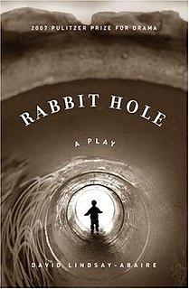 <i>Rabbit Hole</i> play written by David Lindsay-Abaire