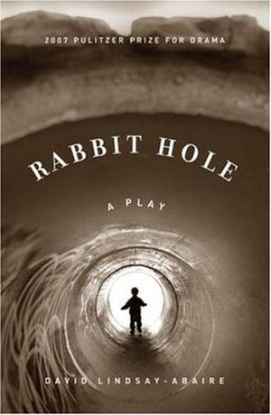 Rabbit Hole - Cover of published text