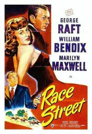 Race Street - Theatrical release poster