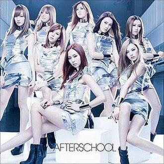 Rambling Girls/Because of You - Image: Rambling Girls Because of You CD cover version C