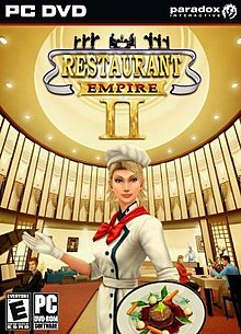 Restaurant Empire II  game memasak