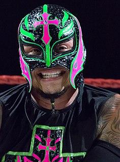 Rey Mysterio American professional wrestler