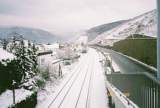Ahrweiler (district) - Ahrweiler Ahrberge