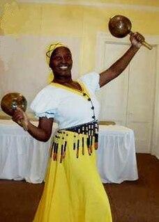 Rosita Baltazar Belizean choreographer and dancer