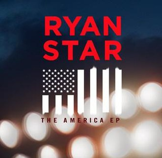 The America EP - Image: Ryan Star The America EP cover