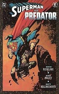 <i>Superman vs. Predator</i>