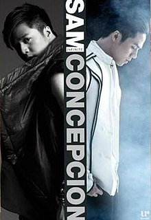 Sam Concepcion Infinite album cover.jpg
