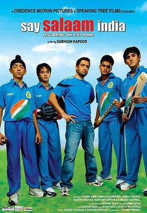 Say Salaam India - Image: Say Salaam India, 2007 Hindi film
