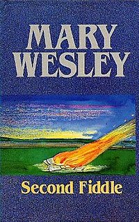 <i>Second Fiddle</i> (novel) book by Mary Wesley