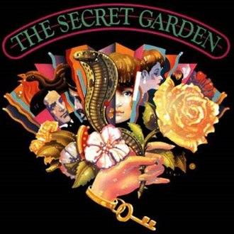 The Secret Garden (musical) - Image: Secret Garden logo