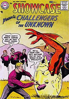 Challengers of the Unknown - Wikipedia