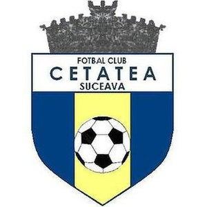 FC Cetatea Suceava - Image: Sigla cetatea suceava