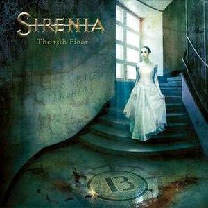 The 13th Floor (album) - Image: Sirenia 13floor