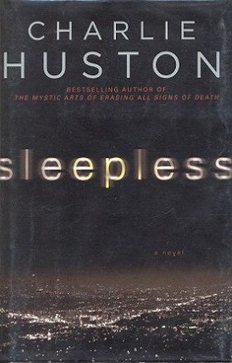 Sleepless (novel) - Image: Sleepless (novel)