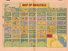 Smallville Comics Wikipedia