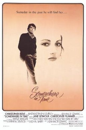 Somewhere in Time (film) - Theatrical film poster
