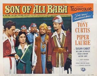 <i>Son of Ali Baba</i> 1952 film by Kurt Neumann