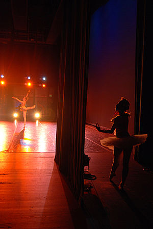 Ballet Fantastique - Image: Stage Left for wiki