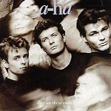 A-ha — Stay on These Roads (studio acapella)