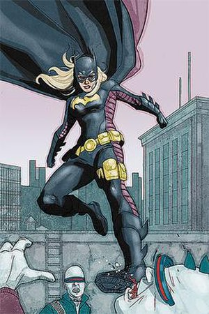 Stephanie Brown (comics) - Image: Stephanie Brown as Batgirl