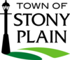 Official logo of Stony Plain
