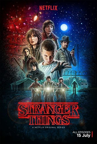Stranger Things (2016) S01 Hindi Dual Audio HDRip x264 850MB