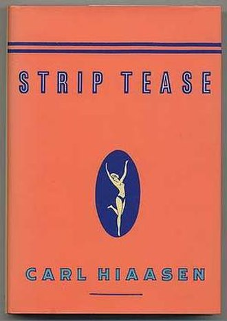 Strip Tease (novel) - First edition