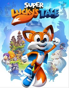 Super Lucky's Tale - Wikipedia