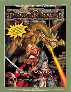 <i>Ruins of Adventure</i> book by Michael Breault