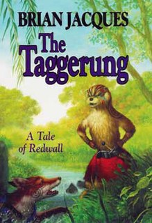 <i>The Taggerung</i> book by Brian Jacques