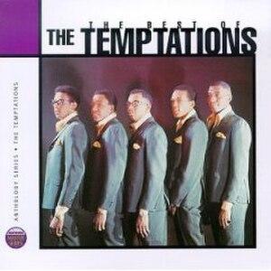 Anthology (The Temptations album) - Image: Temptations anthology cover