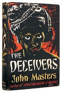 <i>The Deceivers</i> (Masters novel) John Masters book