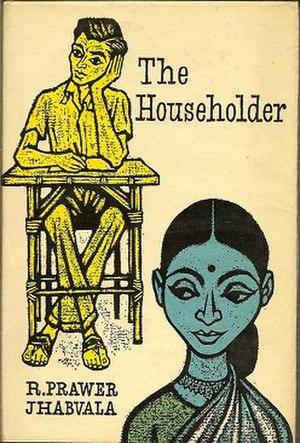 The Householder (novel) - First UK edition