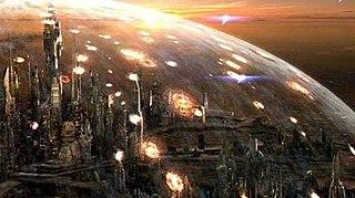 The Siege (<i>Stargate Atlantis</i>) 19th episode of the first season of Stargate Atlantis