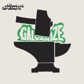 The Chemical Brothers featuring Q-Tip — Galvanize (studio acapella)
