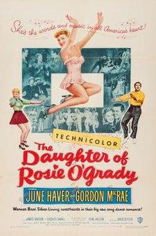 The Daughter of Rosie O Grady movie