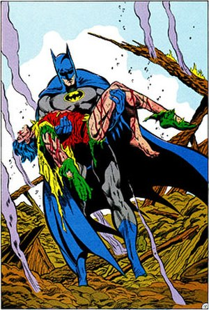 Jason Todd - Image: The Death of Jason Todd