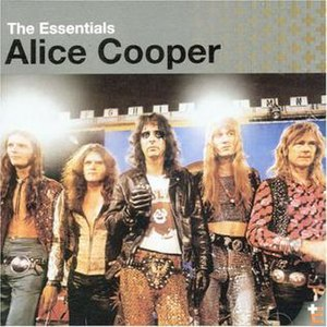 The Essentials: Alice Cooper - Image: The Essentials Alice Cooper