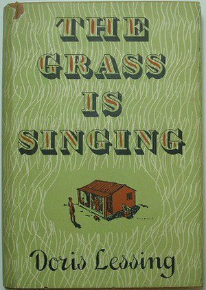 The Grass Is Singing - First UK edition