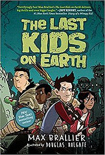<i>The Last Kids on Earth</i> childrens book series