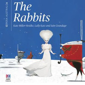 The Rabbits - Image: The Rabbits cast recording CD cover