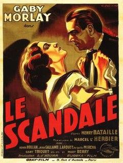 <i>The Scandal</i> (1934 French film)