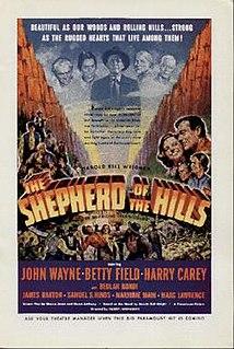 <i>The Shepherd of the Hills</i> (1941 film) 1941 film