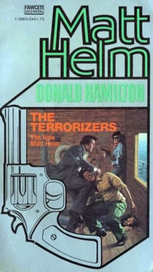 The Terrorizers - 1977 paperback edition