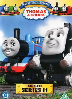 Thomas and Friends DVD Cover - Series 11.jpg