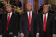 Saturday Night Live parodies of Donald Trump - Wikipedia