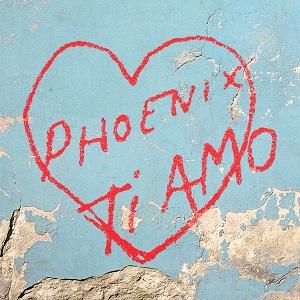 Ti Amo (album) - Image: Ti Amo Phoenix