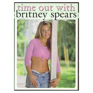 Time Out with Britney Spears - Image: Time Out With Britney Spears Cover